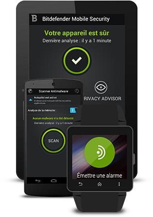 Trustelect Bitdefender mobile